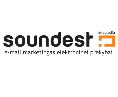 Soundest - email marketingas el. prekybai